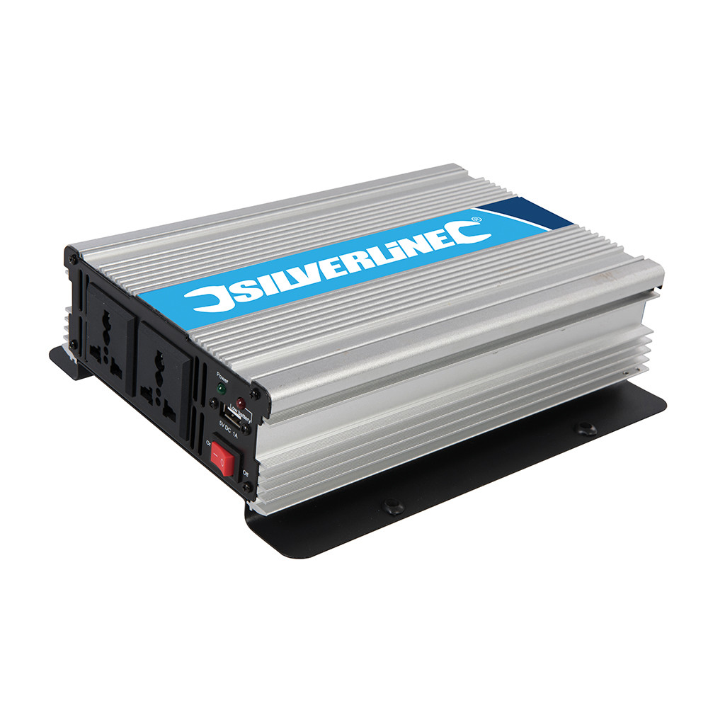 Silverline 1000 watt Power Inverter